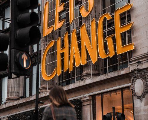 gestione cambiamento